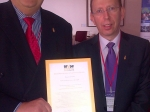 British Academy - NRCSE Gold Award 1
