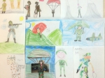 Praca Dzieci - Spadochroniarze
